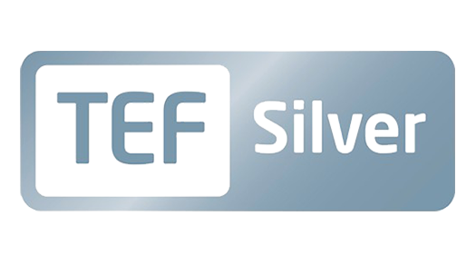 Teaching Excellence Framework (TEF) Silver logo